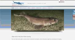 Preview of dutchsharksociety.info